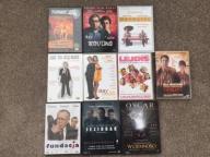 Zestaw 10 polskich filmów na DVD