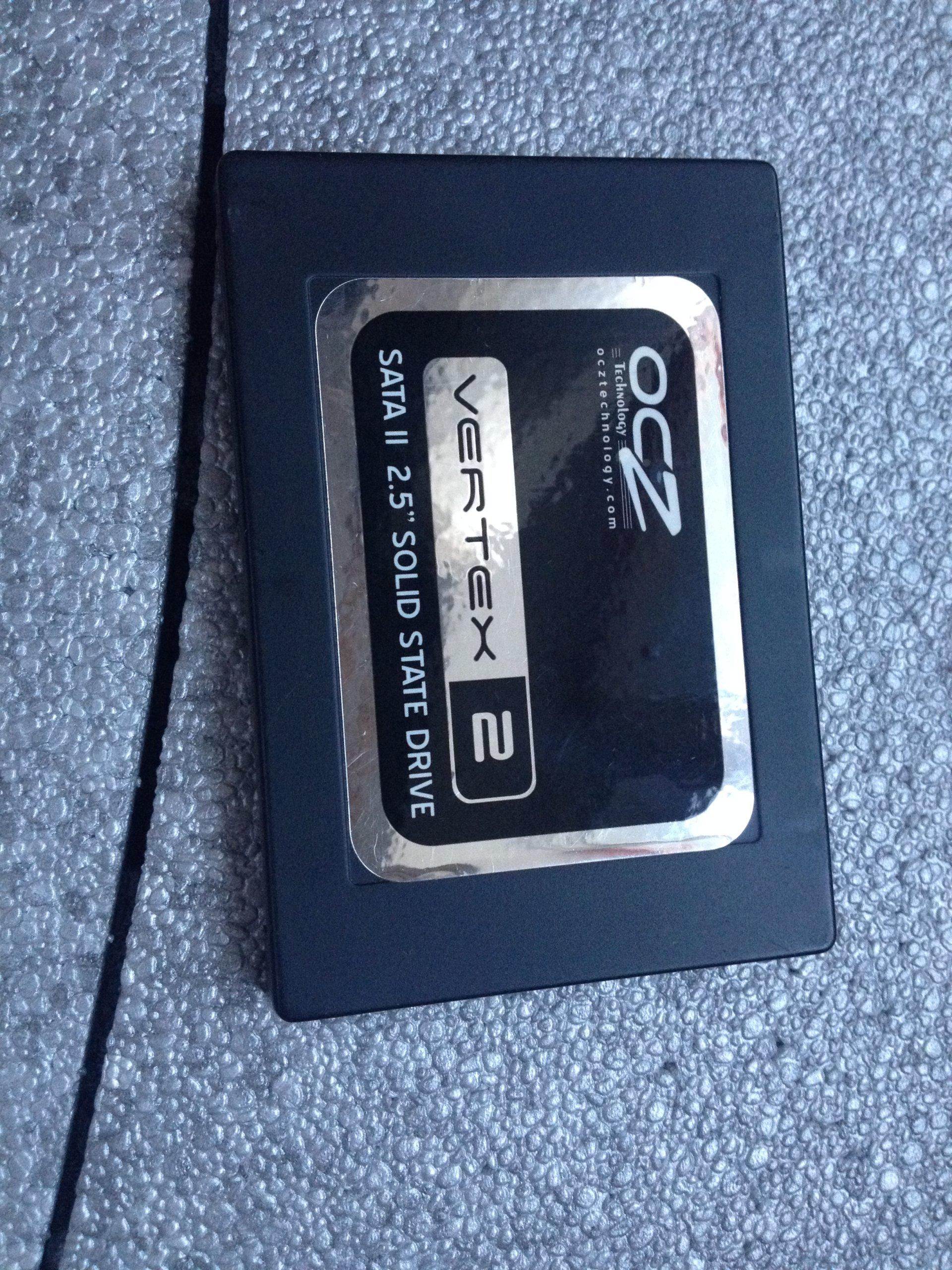 Dysk SSD Ocz vertex 2 64 gb sata 2