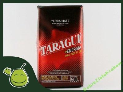 Yerba Mate Taragui Energia 500g Moc Kraków