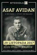 Klub Studio Kraków ASAF AVIDAN bilety TANIO! 29.11
