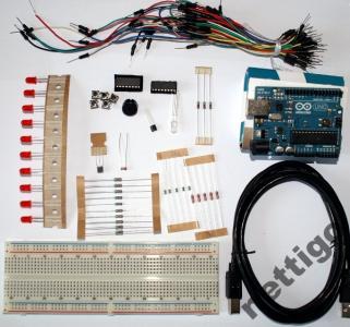 HIT - Starter Kit z Arduino UNO R3 - Nowość!