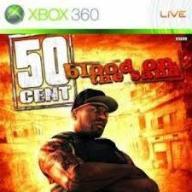 50 CENT XBOX 360 CYRKLAND