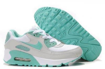 2 Buty Nike Air Max 90 Damskie Mietowe R 38 4794924377 Oficjalne Archiwum Allegro