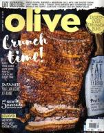 OLIVE 10/2017 UK Kulinarny
