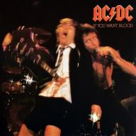 AC/DC - IF YOU WANT BLOOD YOU'VE GOT IT / 180 GRAM