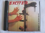 EXCITER - VIOLENCE & FORCE - STEAMHAMMER 1999