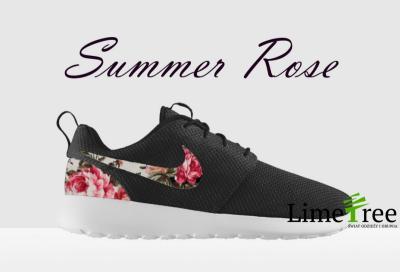 nike roshe run kwiatki kwiaty 36 37 38 39 40 41 42. Black Bedroom Furniture Sets. Home Design Ideas