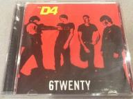 The D4 - 6TWENTY CD EX/NM-