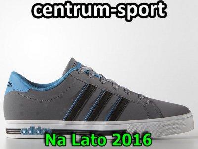 Darmowa dostawa najlepiej autentyczne niepokonany x Adidas Buty DAILY TEAM (39 1/3-42) Męskie - 6352399214 ...