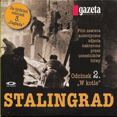 Stalingrad odc.2 - W kotle  DVD