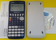 Kalkulator graficzny naukowy CASIO fx-9750gII