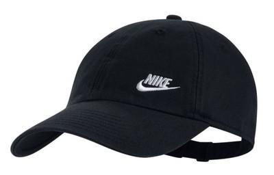 Czapka Nike Damska Z Daszkiem Bejsbolowka Czarna 6990075290 Oficjalne Archiwum Allegro