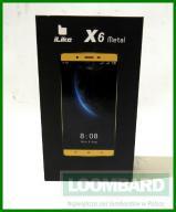 TELEFON ILIKE X6 METAL 6.0HD 3G 8GB