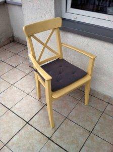 Okazja Krzesła Ikea Ingolf Z Podłokietnikami 6421608535