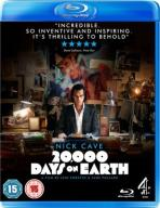 CAVE NICK 20.000 DAYS ON EARTH (BLU-RAY)