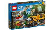 LEGO CITY DŻUNGLA MOBILNE LABOLATORIUM 60160