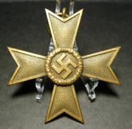 Kriegsverdienstkreuz 2. Klasse KVK. Syg 52