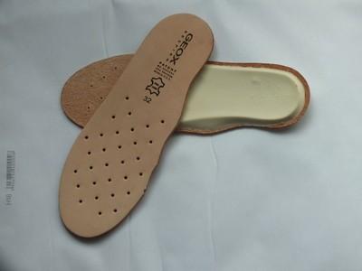 skórzane wkładki do butów skóra GEOX Respira 28