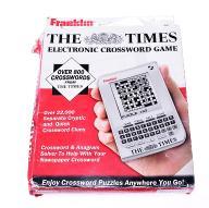 5118-76 FRANKLIN.. k#z ELEKTRONICZNA GRA CROSSWORD