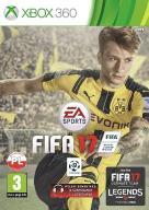 FIFA 17 Xbox360 PL