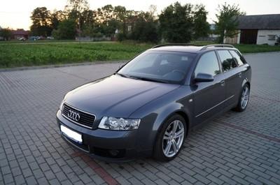 Audi A4 B6 18t 150 Km Lpg Stag Alufelgi Zadbany 6875687491