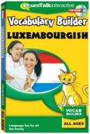 Vocabulary Builder Luxembourgish Language fun for