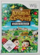 ANIMAL CROSSING LET'S GO THE CITY