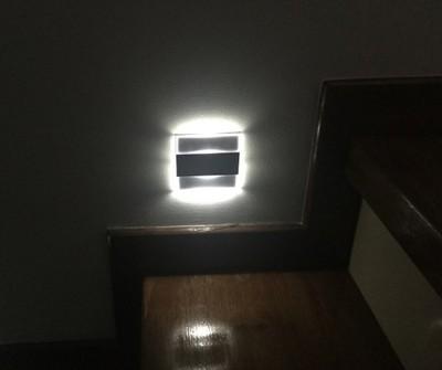Oprawa Schodowa 230v Led Oświetlenie Schodowe 6206171289