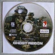 GHOST RECON - TOM CLANCY