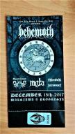 Behemoth Bilet 15.12