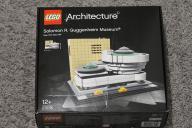 LEGO ARCHITECTURE 21035 MUSEUM GUGGENHEIM NEW YORK