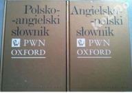 SŁOWNIK ANGIELSKO POLSKI POLSKO ANGIELSKI OXFORD
