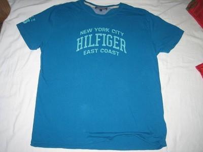 Tommy Hilfiger koszulka z napisem r XL