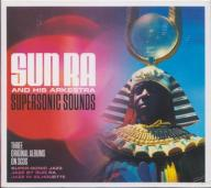 Sun Ra And His Arkestra : Supersonic Sounds ~~ 3CD