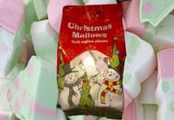 byrbyr112 PIANKI MARSHMALLOWS BAŁWANKI CHOINKI ZIM