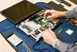 Wymiana układu grafiki w laptopie