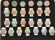 Zestaw porcelanek ponad 100 sztuk