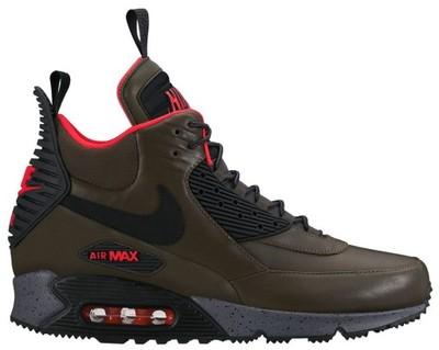 size 40 359c8 52fb2 Nike Air Max 90 Sneakerboot Winter Dark Loden r42 - 6598541942 ...