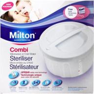 Milton sterylizator mikrofalowy 2w1 GRATIS !!!