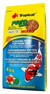 TROPICAL POND STICKS MIXED 50L POKARM DLA RYB STAW
