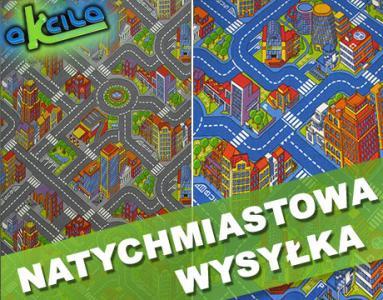 200x200 Dywan Dzieci Dywany Uliczki City 3d Miasto 3012254136