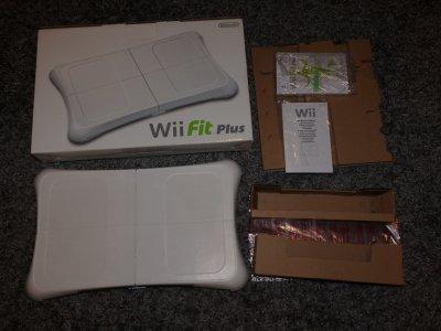 Nintendo Wii Fit Balance Board W-Wa