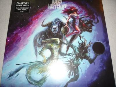 Ruby The Hatchet - Planetary Space Child LP doom