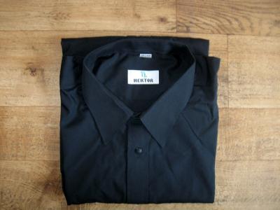 koszula męska Hektor czarna