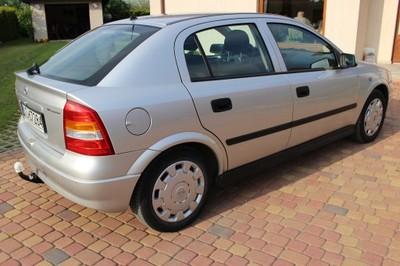 Samochod Opel Astra 6710929221 Oficjalne Archiwum Allegro