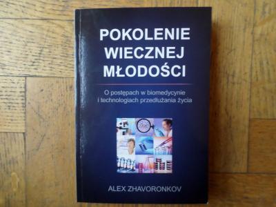 POKOLENIE WIECZNEJ MŁODOŚCI ALEX ZHAVORONKOV