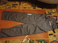 Spodnie robocze ogrodniczki BHP SMS Master 56 XL