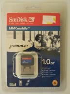 Karta pamięci MMC 1GB Sandisk