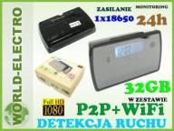 KAMERA FULL HD EMAIL P2P ANDROID DET. RUCHU +32GB
