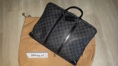 32db042891031 LOUIS VUITTON TORBA LAPTOP LV Damier Graphite - 6829756457 ...